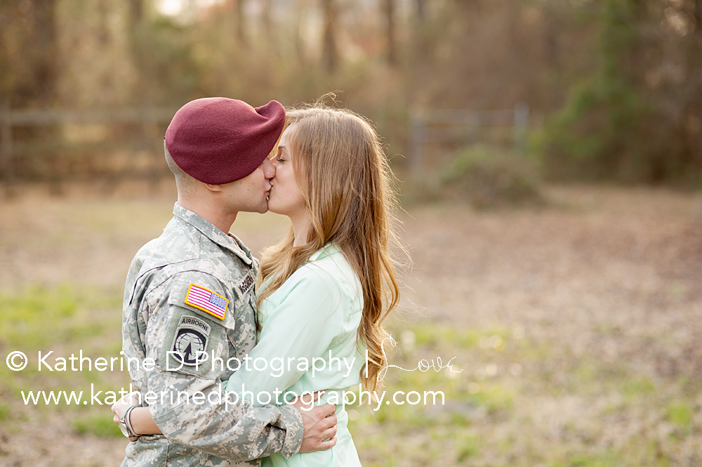 Fayetteville, NC Couples Photographer