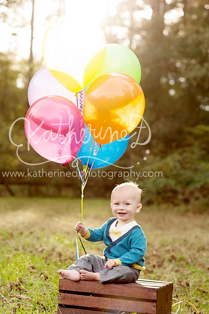 Fayetteville NC Baby Photographer